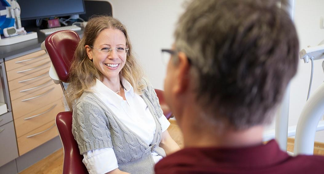 Zahnästhetik - Zahnarztpraxis VIA-Dent in Ötisheim bei Mühlacker